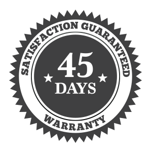45 day warranty on your iPhone repair
